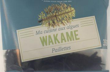 maak zelf een gezonde wakama zeewier salade